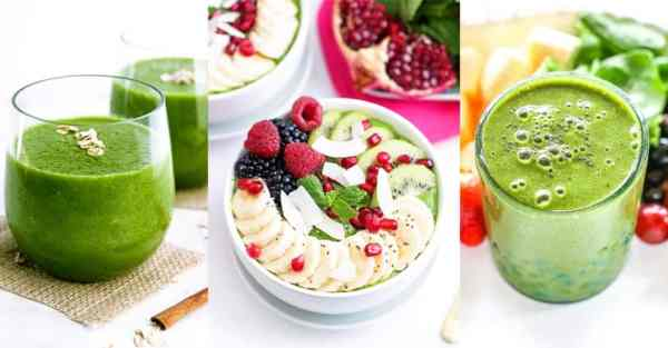 The Great Book of Green Smoothies on ilonaspassion.com I @ilonaspassion