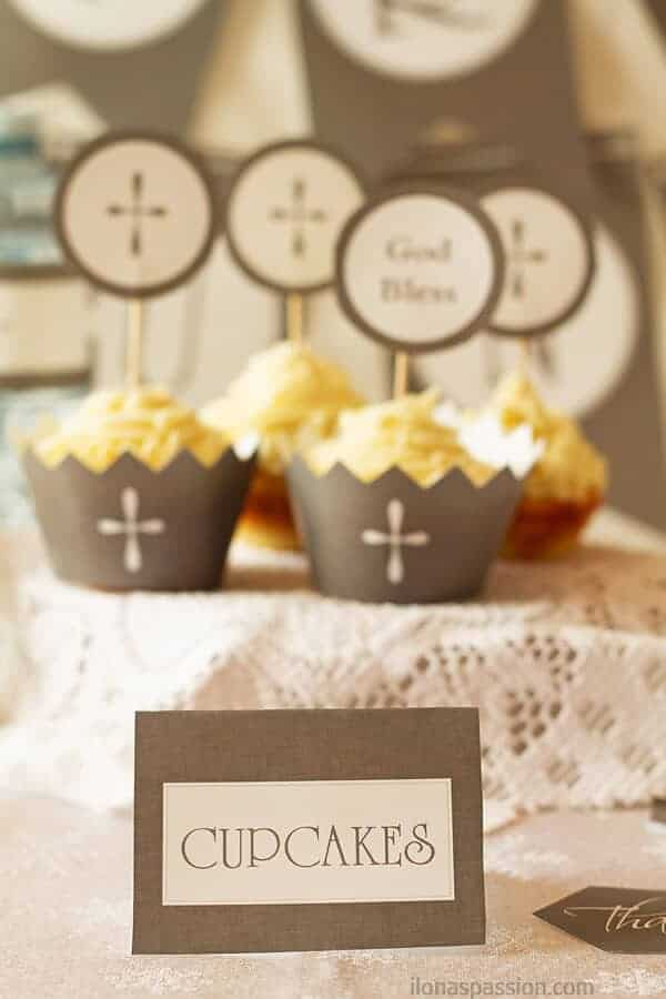 First Communion Party Ideas Ilonas Passion