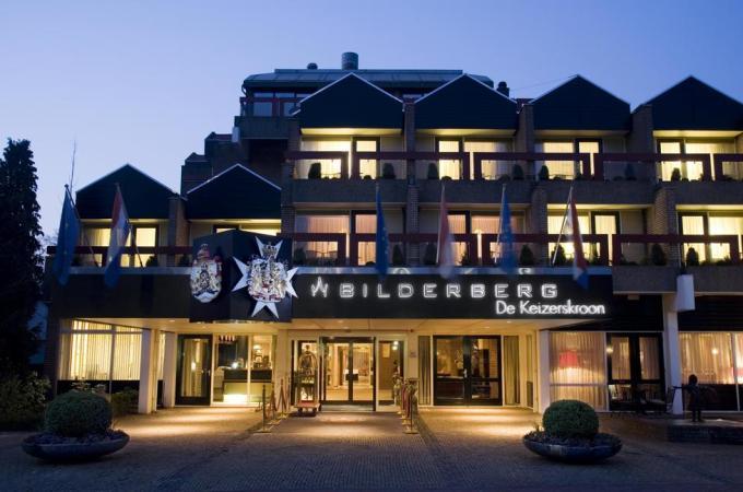 Hotel de Keizerskroon in Apeldoorn