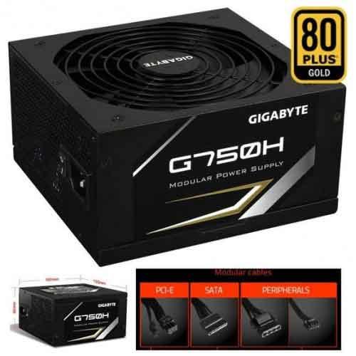 gigabyte g750h 750w