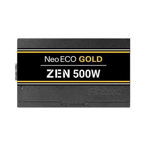 antec neo eco gold zen 500w