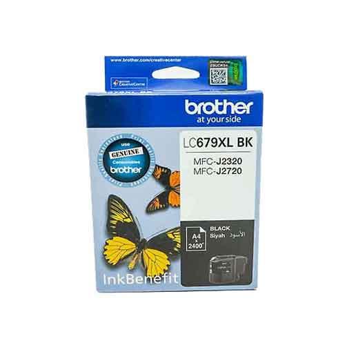 brother lc-679xl black