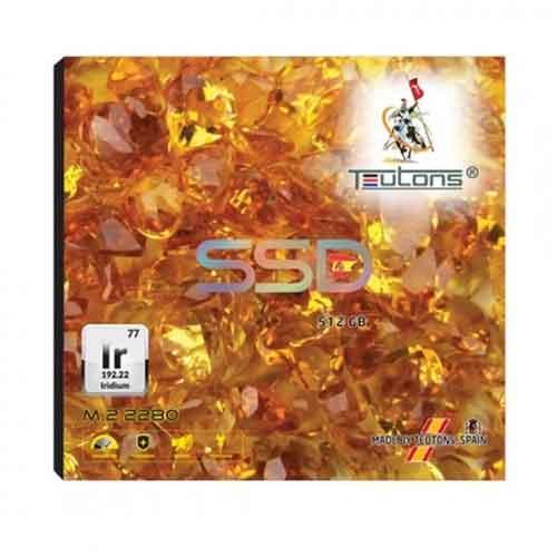 teutons iridium 512gb