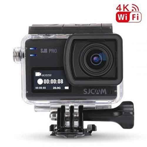 sjcam sj8 pro 4k 60fps action camera