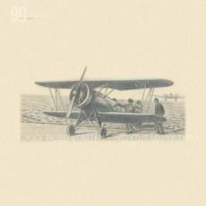 Samolot niemiecki. German plan.
