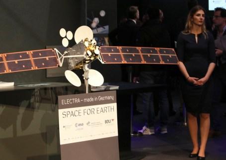Model satelity ELECTRA | Satellite ELECTRA platform