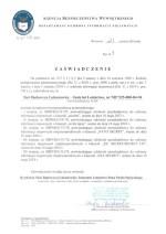 ABW Certificate