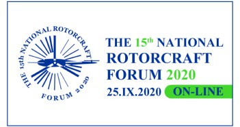 15th National Rotorcraft Forum 2020