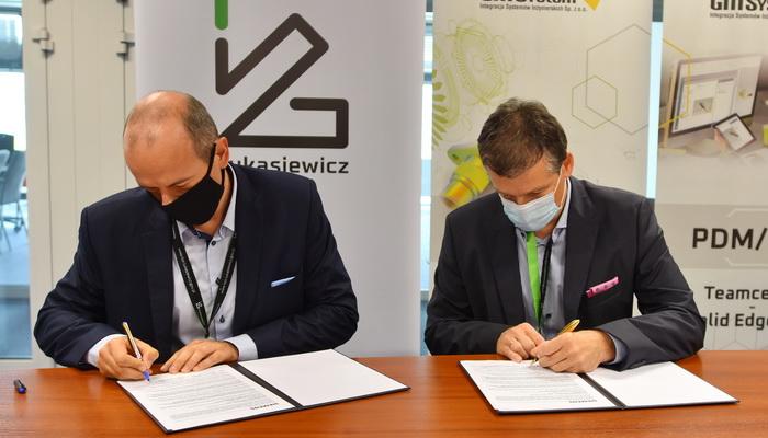 Łukasiewicz-Instytut Lotnictwa dołącza doProgramu GO PLM firmy Siemens