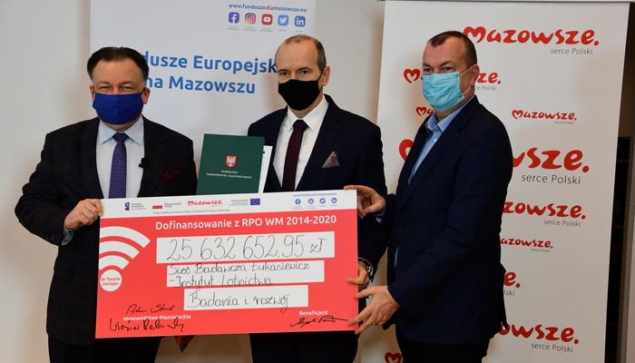 Fot. Urząd Marszałkowski Województwa Mazowieckiego w Warszawie