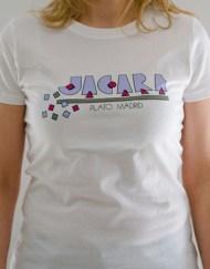 camiseta jacara madrid ilove80s
