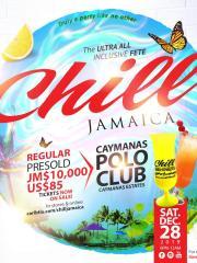 Dec 28th – CHILL Jamaica