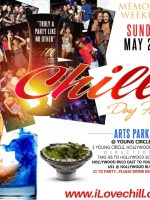 May 26th – Chill Miami -Memorial Weekend
