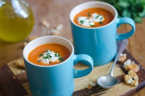 Easiest Ever Tomato Soup