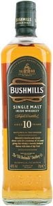Spoil your dad this Father's Day with a bottle of Bushmills 10 Year Old Single Malt Whiskey.€34.99 @ Lidl