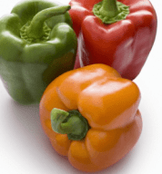 bell peppers for great looking skin