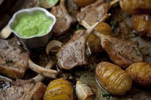 sunday-sharon-lamb_lollipops_with_a_minted_pea_dip_and_hedgehog_potatoes_9008