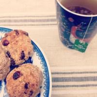 I Love Detox recept: haverkoeken met kokos en cranberries. Glutenvrij en suikervrij!
