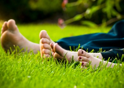 I Love Detox inspiratie: Blote voeten is gezond!
