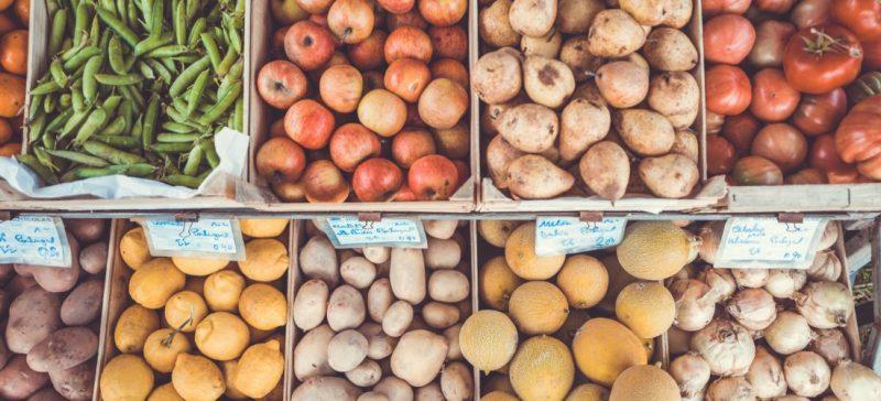 Het overzicht van seizoensgroenten en seizoensfruit van september! Betaalbare groenten en fruit an het seizoen van Nederlandse bodem!