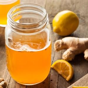 Kombucha is een gefermenteerd drankje, ideaal als gezonde vervanger voor frisdrank en passend in je detox kuur.