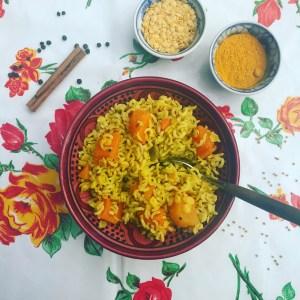 Ontgiften? Probeer Kitcherie, een belangrijke detox maaltijd in een Ayurvedische detox kuur.