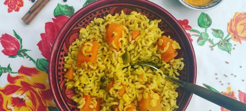 Recept voor Kitchari: Reinigend detox recept! Een belangrijke maaltijd in een Ayurvedische detox kuur.