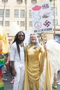 Love Thy Neighbor -LA Resist March 2017
