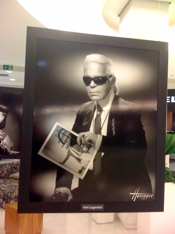 Karl Idol Lagerfeld