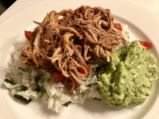 Pulled Pork Chipotle