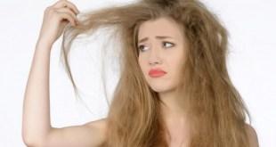 Maschera nutriente per capelli