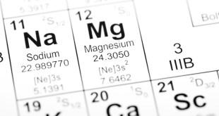 Magnesio, questo sconosciuto