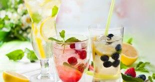 Acque aromatizzate: 10 ricette