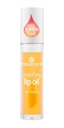 ess. prettifying lip oil