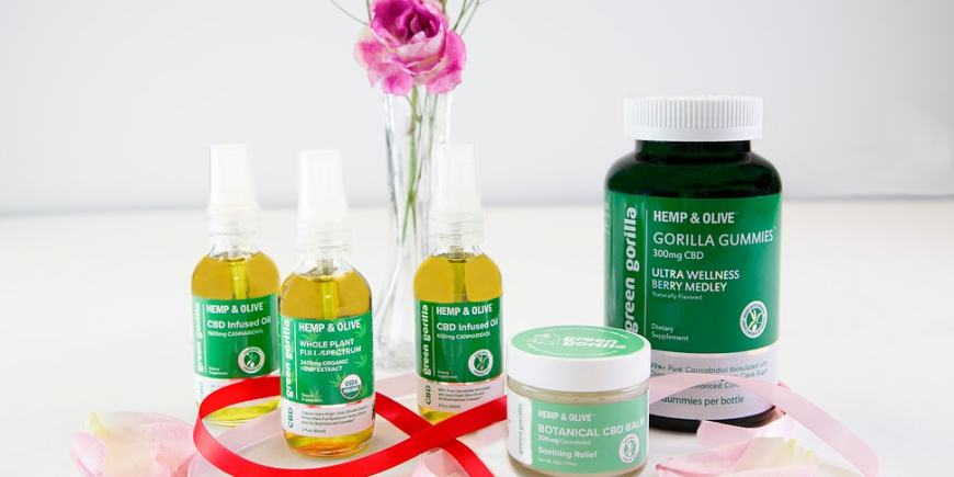 The Best CBD Gift Ideas for Valentine's Day