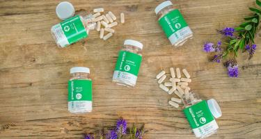 Green gorilla introduces five new all-natural vegan cbd capsules to support relaxation, sleep, anti-infammatory, balance and immune defense functions