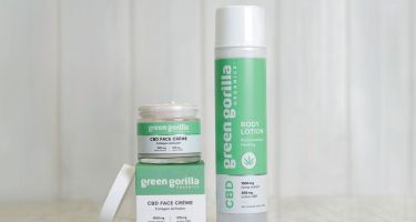 Green gorilla ups the ante on self-care with new luxe cbd face crème and body lotion