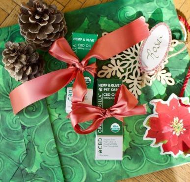 CBD gift giving for 2017