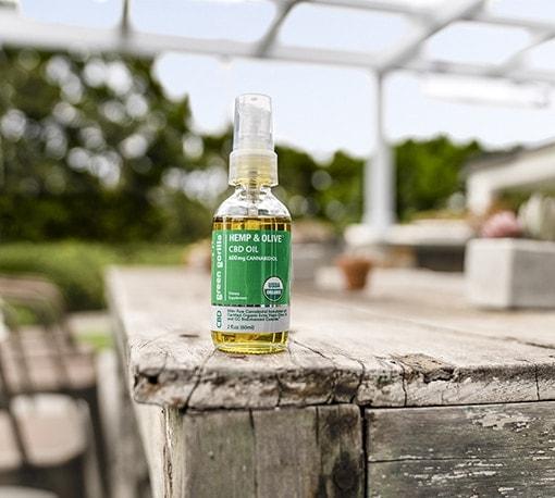 Certified organic pure cbd oil malibu california