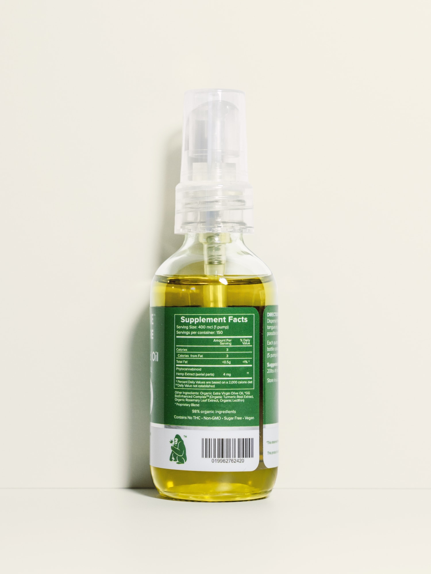 Buy Pure CBD Oil for Pets Hemp Infused 600 mg