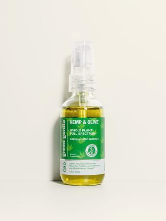 Whole Plant Full-Spectrum CBD Oil