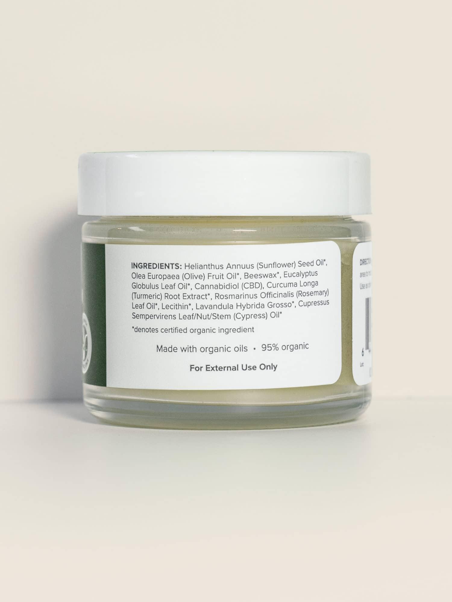 Organic CBD Balm for Dogs & Pets - 300mg | Green Gorilla