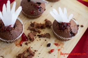 Zombie Muffins