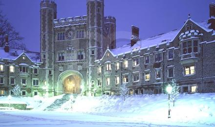 PrincetonBlairHallInSnowM