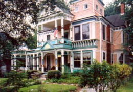 Atlanta's King-Keith House B&B