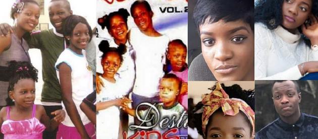 DESTINED KIDS JOY JOY JOY VOL 8 Nigerian Gospel Music - I