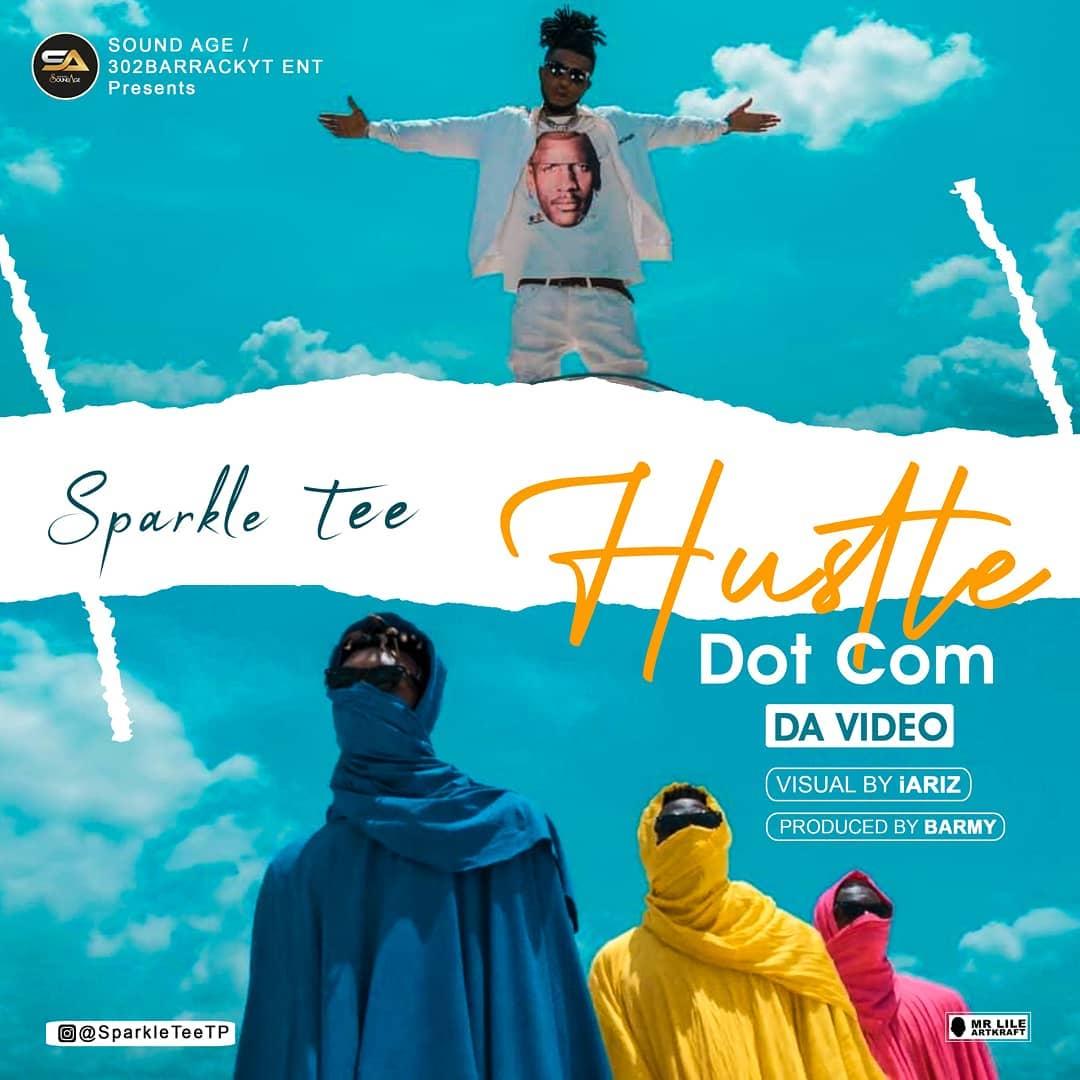 Sparkle Tee – Hustle Dot Com