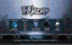 TDB Wizard: descobra esta excelente ferramenta para o Kodi