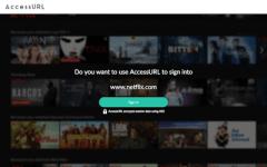 Como Compartilhar Contas Da Netflix Sem passar Email ou Senha. AccessURL  (Netflix Grátis)