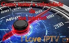Como Testar a velocidade da sua internet com o  Speed Test